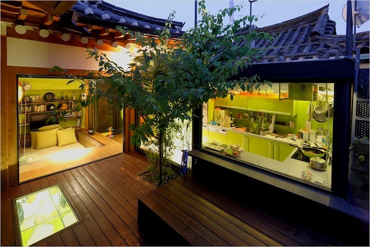 model rumah korea 3