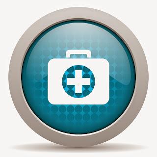 Botiquin primeros auxilios - accidente  hogar