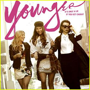 Younger, nouvelle série de Darren Star, diffusée depuis 2015