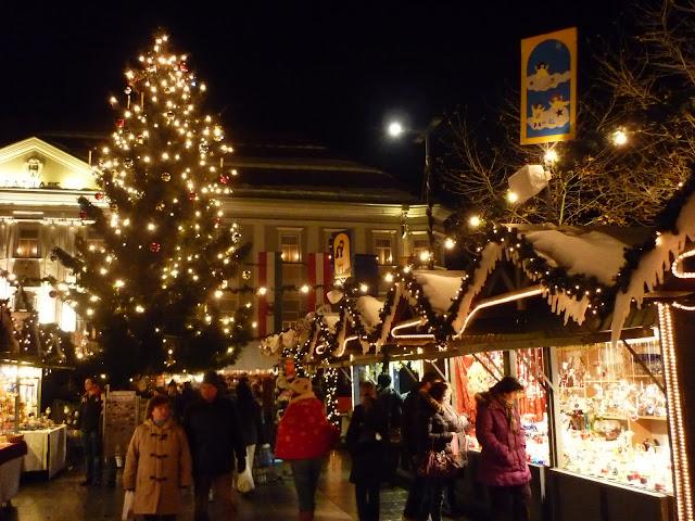 mercatini di natale in carinzia austria