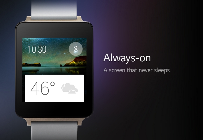 Dijual di Google Play, LG G Watch Bakal Laris Manis?