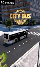 URQmyle - City Bus  Simulator 2018-SKIDROW