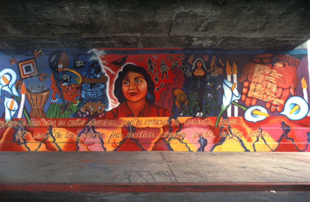 Yreina D. Cervántez, La Ofrenda, 1989. Courtesy Social and Public Art Resource Center (SPARC)