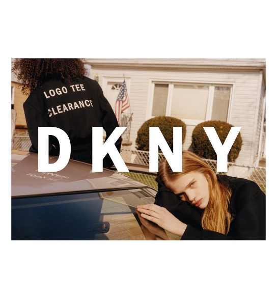First Look: DKNY Autumn/Winter 2016 Campaign by by Colin Dodgson