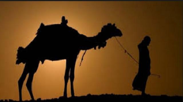 """Abu Dzar Al Ghifari Radiyallahu Anhu """"Cahaya Terang Benderang"""""""