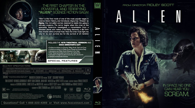 Capa Bluray Alien