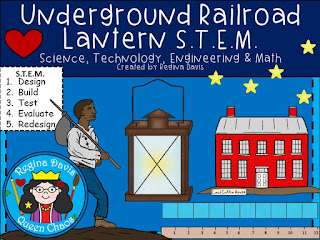 https://www.teacherspayteachers.com/Product/STEM-Science-Technology-Engineering-MathUnderground-Railroad-Lantern-1947660