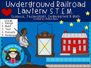 https://www.teacherspayteachers.com/Product/STEM-Science-Technology-Engineering-MathUnderground-Railroad-Lantern-1947660