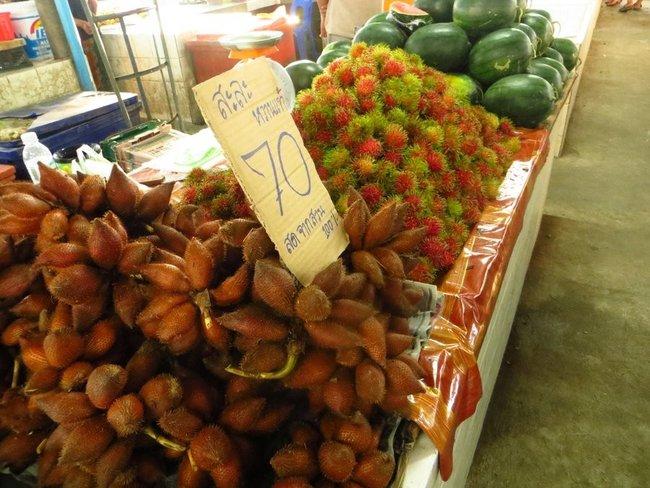 Тайский фрукт Салака