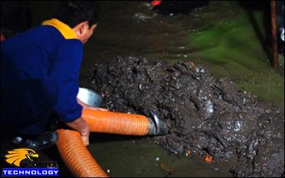 Khắc phục đạt quy chuẩn hệ thống xử lý nước thải - Hút bùn bể phốt