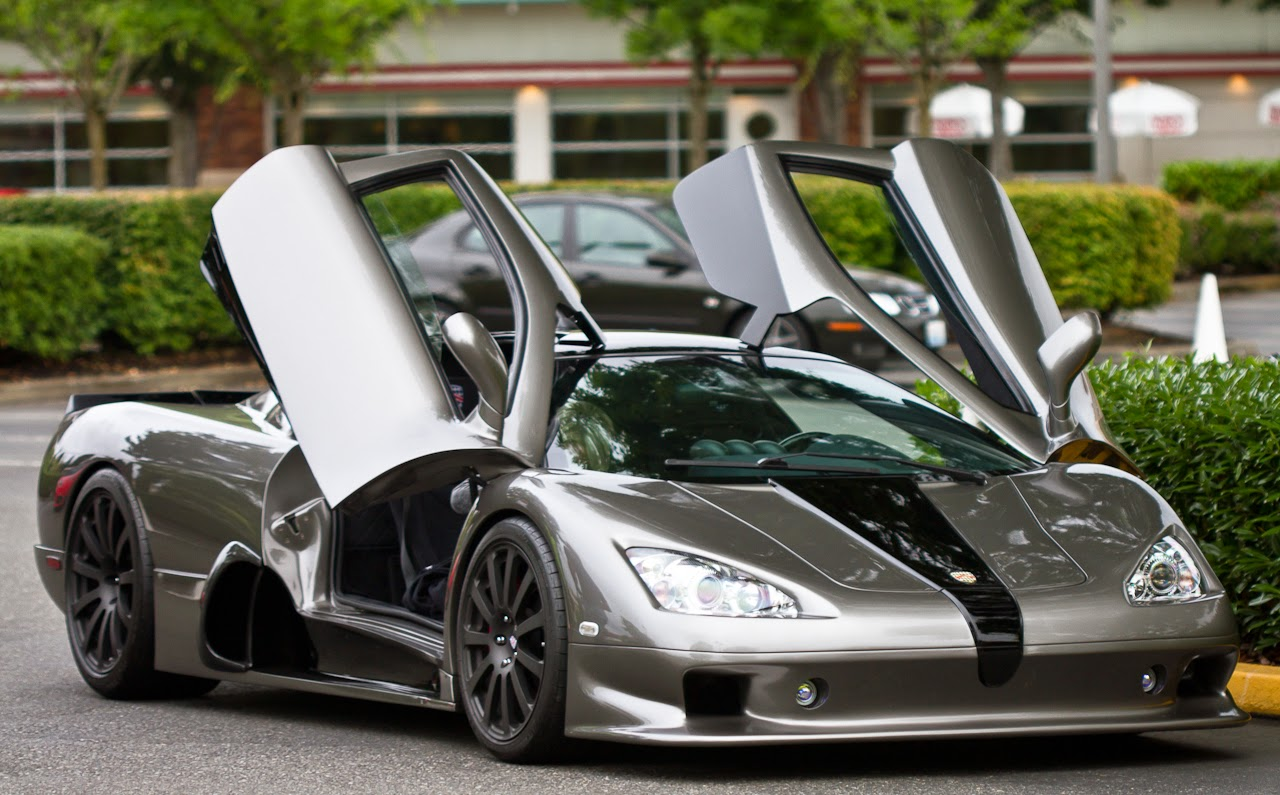 SSC Ultimate Aero 2014