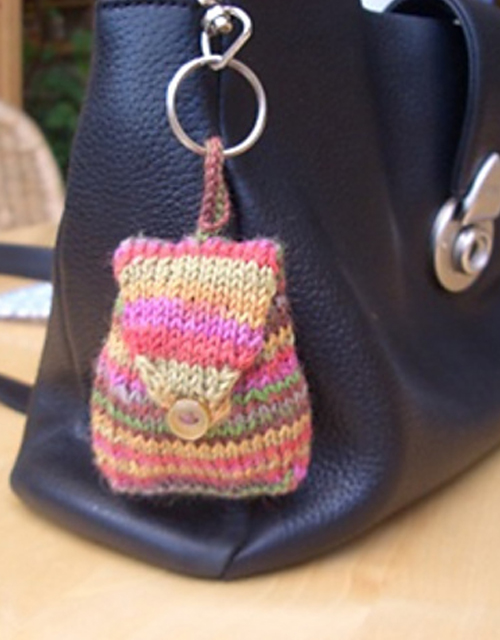 Cute Little Rucksack - Free Pattern