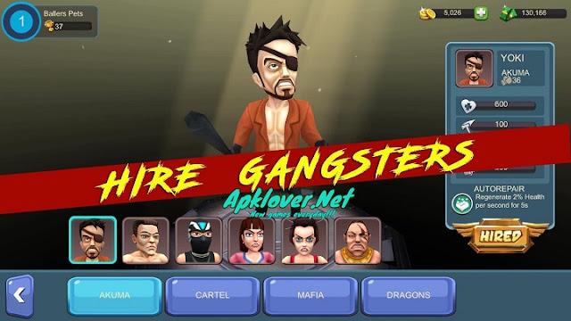 Gangster Squad Fight Club MOD APK