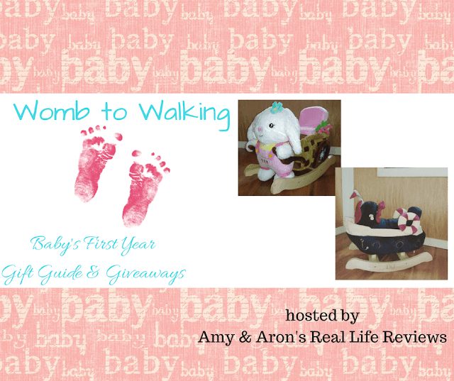 Rock & Play Giveaway ~ RockAbye