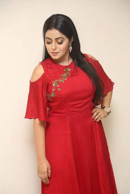 Poorna Stills At Rakshasi Movie Audio Launch