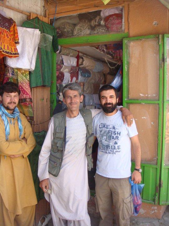 Afgan, cesaret ve cesaret
