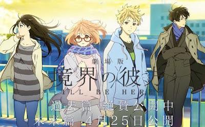 Download Kyoukai no Kanata: I'll Be Here – Kako-hen Subtitle Indonesia