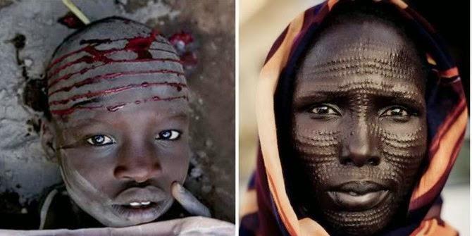 suku dengan tradisi teraneh dan unik didunia versi gudang