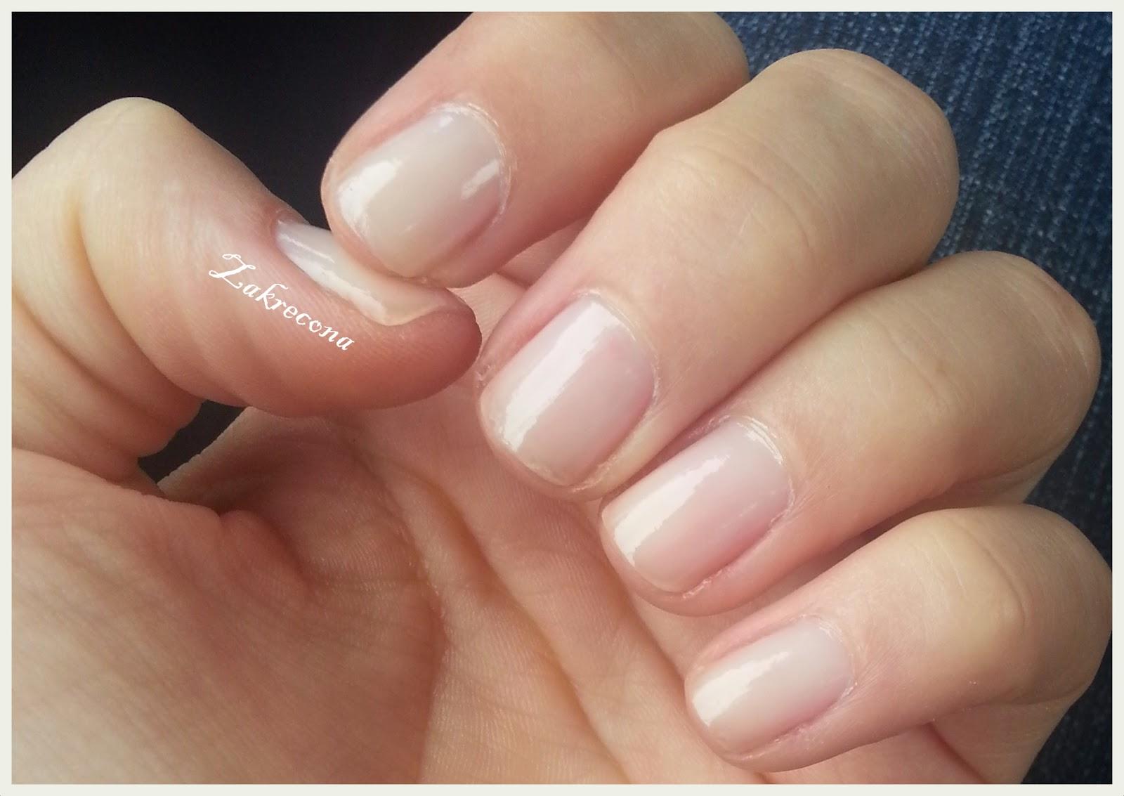 sposob na zdrowe paznokcie