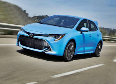 2019 Toyota Corolla Hatchback Review