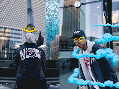 ComplexCon 2017 Exclusive Billionaire Boys Club x Hebru Brantley Flyboy T-Shirt Collection