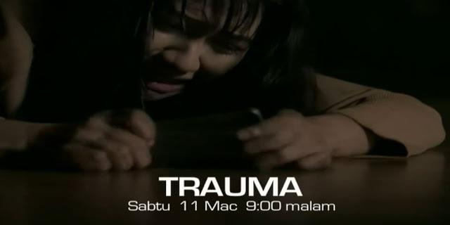 Tonton Telemovie Trauma Cerekarama TV3 - Lakonan Janna Nick dan Shaharul Ridzwan