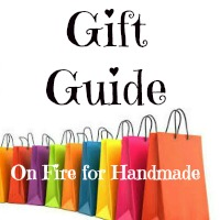See Gift Guide By On Fire For Handmade