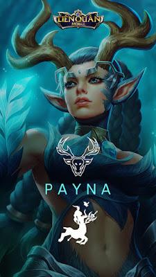 hình nền liên quân Payna