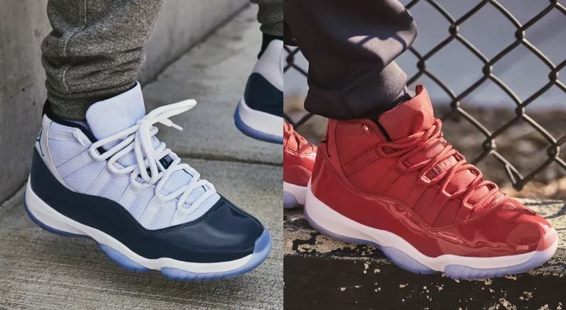 1b26b7acffc In case you had an L copping these when first released, the Air Jordan 11  Win Like