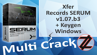 Serum Vst Crack Download