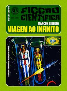 bolsilivro sos ficção científica cedibra série verde marcus sidereo viagem infinito