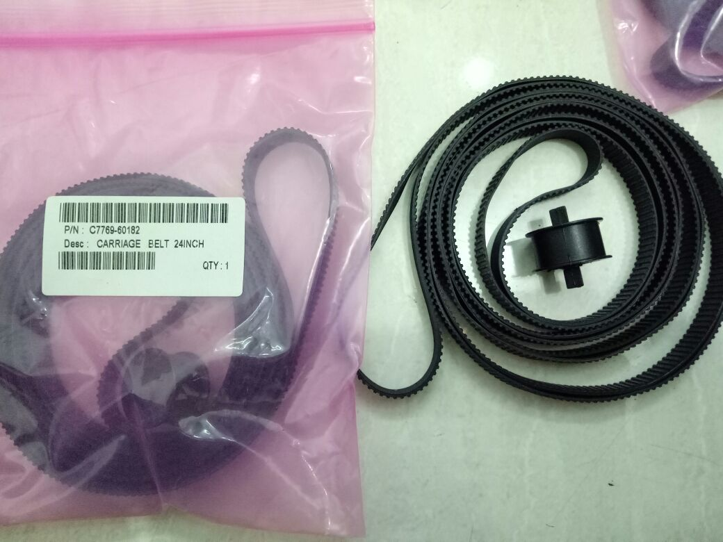 Sparepart Printer Laserjet Carriage Assembly Trailing Cable 24 Inch Plotter Hp Designjet 500 A1 800 C7769 60305 60147