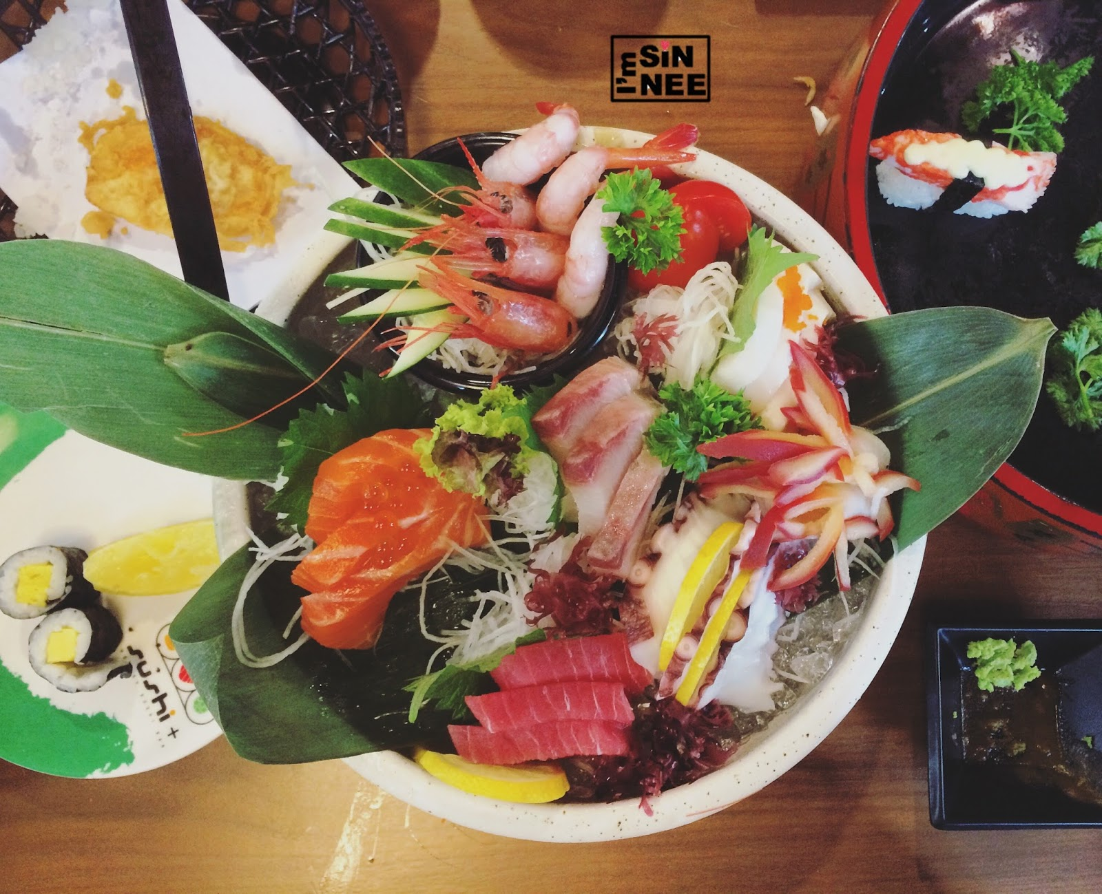 Sushi Rotary Sushi Bar Malaysia Bandar Puchong Jaya