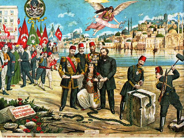 Γιατί με τις κοσμοϊστορικές εξελίξεις στη Τουρκία κλείνει ο κύκλος 1908-2016