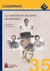 """Carátula de la portada de la revista: """"Cuadernos de la Fundación Dr. Antonio Esteve""""."""