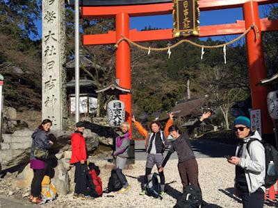 比叡山 坂本ルート