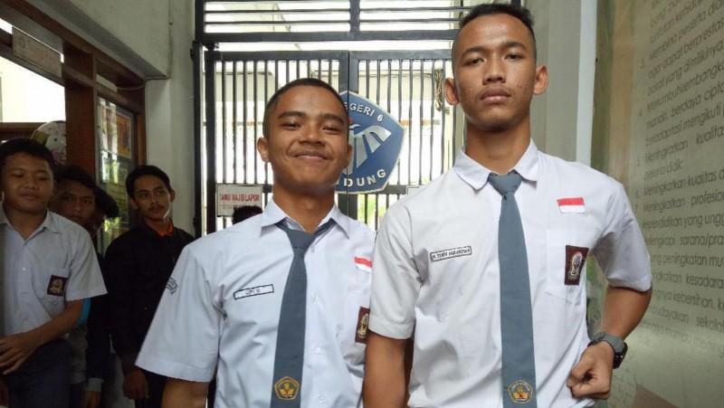 Lupy M dan Syafii Nurhikmah