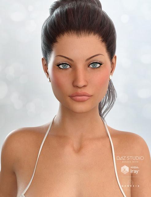 Elsa for Genesis 3 Female