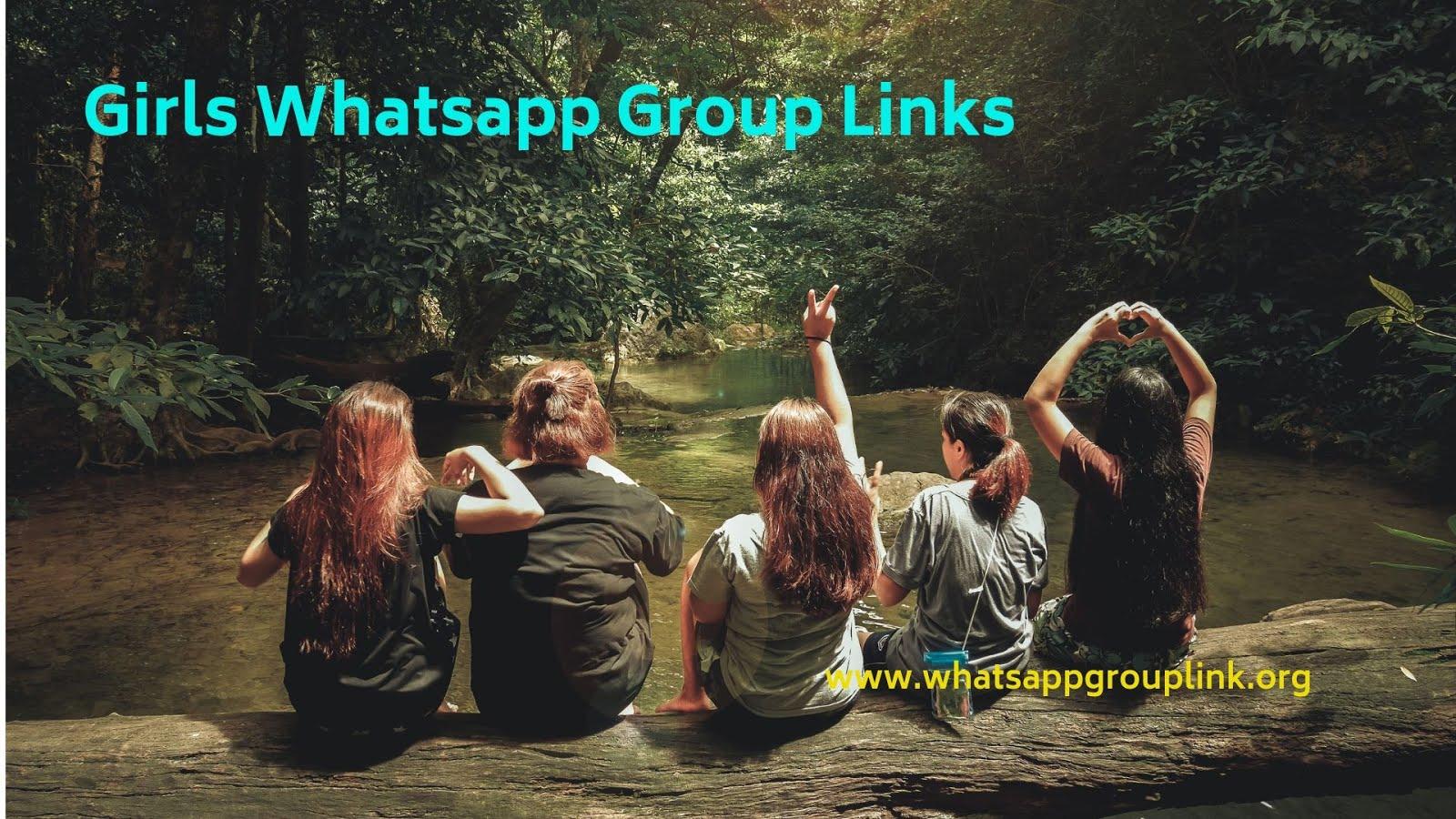Whatsapp Group Link: Girls Whatsapp Group Links