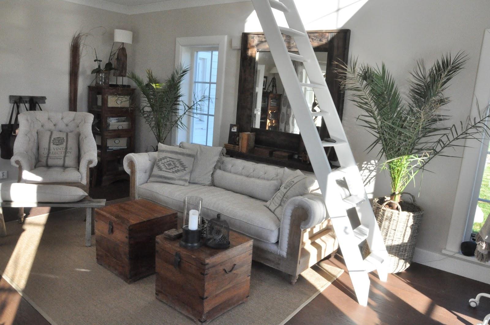Den Vita Drömgården Kontoret med möbler från Artwood