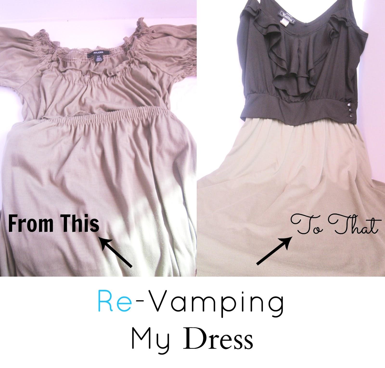 revamp dress