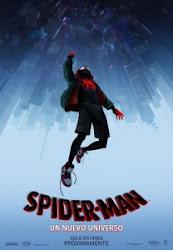 pelicula Spiderman: Un Nuevo Universo (2018)