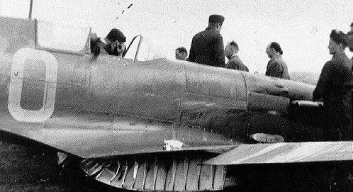 28 July 1940 worldwartwo.filminspector.com Spitfire Mk I