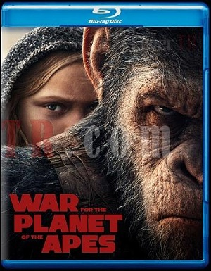 War for the Planet of the Apes 2017 BRRip BluRay 720p 1080p