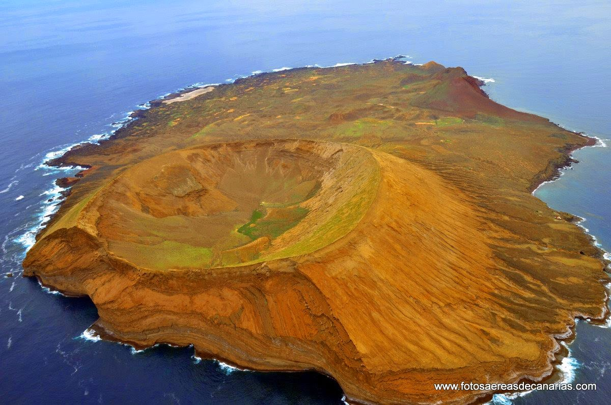 islas del mundo alegranza