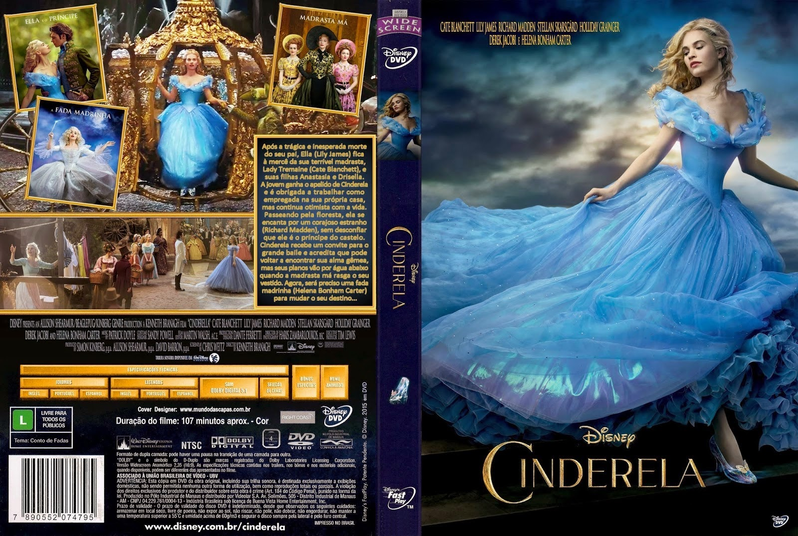 Tuga Downloads 2 Cinderela Cinderella Torrent Bluray 720p 1080p Legenda Oficial 2015