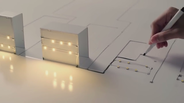 Circuit Marker, Pulpen yang Sanggup Menyalakan Lampu