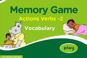 http://www.eslgamesplus.com/action-verbs-memory-game-for-esl-practice-for-beginners-2/
