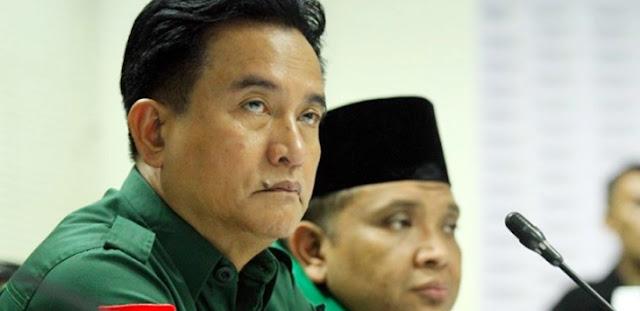 Yusril Minta Jangan pada Baper Soal Bendera Tauhid, Cukup Jokowi Lakukan Ini Saja