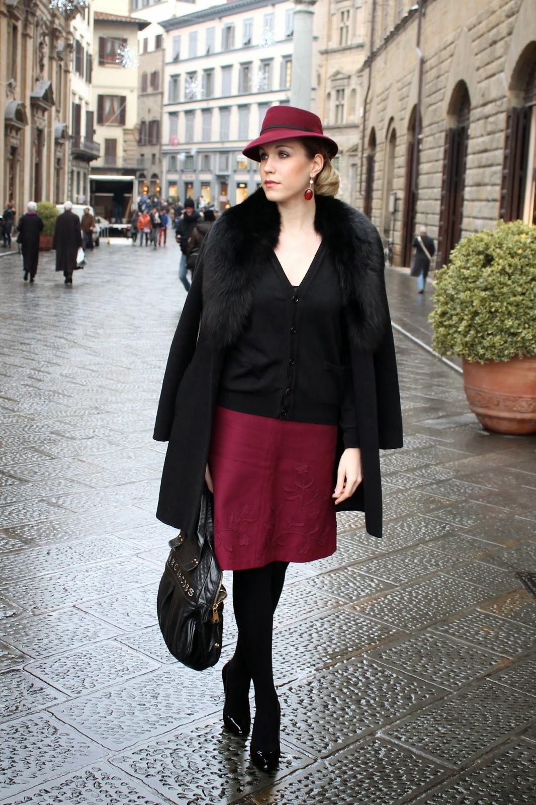 via Tornabuoni fashion Florence